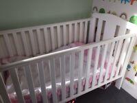 East Coast Morston Cot bed