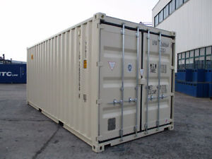 40 ft HC Double Door Shipping Sea Container New 1 way