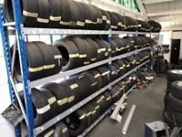 Bulk sale of over 300 TYRES FOR SALE