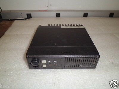 Motorola Maxtrac D35mqa5gb5bk Radio