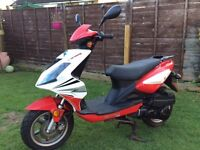 Sukida Viper 125 2011 runs and rides great very clean