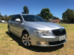 2010 Skoda Superb 3T MY11 Ambition DSG 118TSI Silver 7 Speed Sports Automatic Dual Clutch Sedan Somerton Park Holdfast Bay Preview