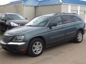2006 Chrysler Pacifica Touring 151KM $5300 MIDCITY SOLD.