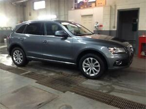 2014 Audi Q5 2.0L Progressiv*LEATHER*SUN ROOF*LOW KMS*