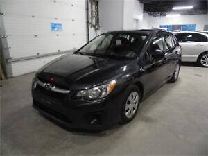 2014 Subaru Impreza Hatchback AWD AT 2.0L
