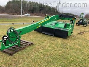 2010 John Deere 835 Mower Conditioner