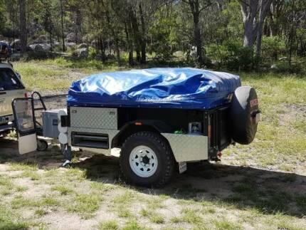 Lifestyle 9ft Off Road Camper Trailer