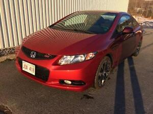 2013 Honda Civic Cpe Si