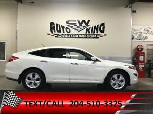 2011 Honda Accord Crosstour EX-L / AWD / Low Kms. / Finance