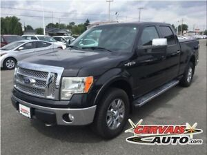 Ford F-150 Lariat 4x4 Cuir Toit Ouvrant MAGS 2010
