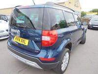 2014 Skoda Yeti Outdoor 2.0 TDI CR [170] Elegance 4x4 5dr 5 door Hatchback