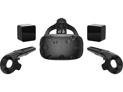 Brand New HTC Vive Virtual Reality Headset Consumer Version CV1