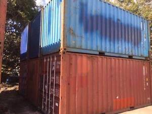 Shipping Containers - 6 Mtrs & 12 Mtrs - Richmond Area Richmond Hawkesbury Area Preview