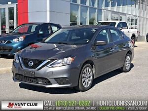 2018 Nissan Sentra SV | Htd Seats, Bluetooth, Cruise