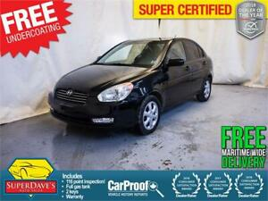 2010 Hyundai Accent GLS *Warranty*