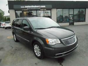 CHRYSLER TOWN N COUNTRY 2015 **CUIR+ STOW N GO**