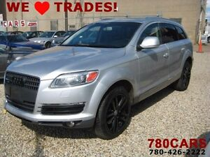 2007 Audi Q7 4.2 AWD - FULLY LOADED - WE DO TRADES