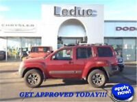 2014 NISSAN XTERRA  PRO 4X - OFF ROADER - GET APPROVED TODAY! Edmonton Edmonton Area Preview