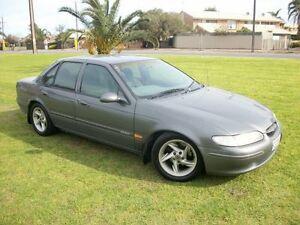 1997 Ford Falcon EL Futura 4 Speed Automatic Sedan Alberton Port Adelaide Area Preview