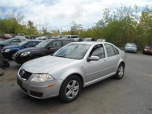 2008 Volkswagen Jetta WITH SUNROOF AND CRUISE CONTROL
