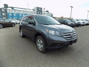 2014 Honda CR-V LX 4dr All-wheel Drive