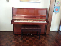 Franz Haydn Upright Piano + Free Delivery