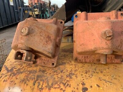 Funk Transmission Shifting Covers Casting23406