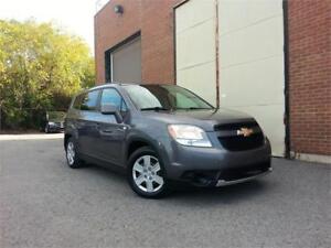 2012 Chevrolet Orlando 4CY/7 PASS/BLUETOOTH/A/C/CRUISE/FULL ELEC