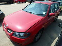 Nissan Almera 1.8 N/S Front Headlight Breaking For Parts (2003)