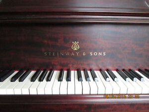 Steinway Grand Piano 6'2 Model A West Island Greater Montréal image 1