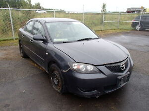 parting out 2006 mazda 3