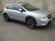 2013 Subaru XV G4X MY14 2.0i Lineartronic AWD Silver 6 Speed Constant Variable Wagon Beverley Charles Sturt Area Preview