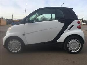 2011 Smart fortwo Pure = 127K = AUTOMATIC = ONE OWNER  NEW TIRES Edmonton Edmonton Area image 1