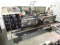 HARRISON M350 GAP BED CENTRE LATHE 60 INCH CENTRES TO CLEAR