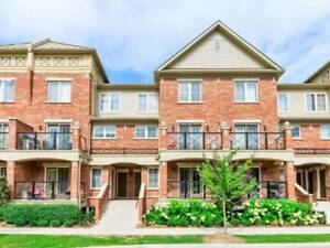 2 Bed / 2 Bath Condo Townhouse @ Dundas And Sixth Line
