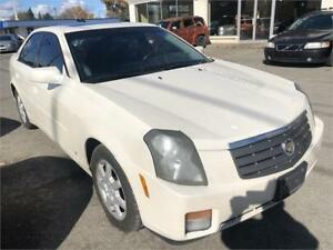438 345 3733 2006 CADILLAC CTS 2.8L V6 FULLY LOADED