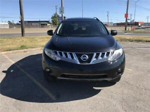 NISSAN MURANO SL AWD PANORAMIC ROOF CAMERA