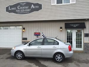 2006 Hyundai Accent GL w/Comfort Pkg-Auto, AC, Power Windows