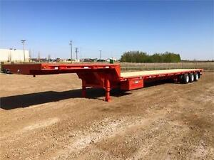 Custom Built Heavy Duty Trailers / Step Decks  (Double A/ Conqur