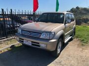 2000 Toyota Landcruiser Prado VZJ95R Grande (4x4) Gold 4 Speed Automatic 4x4 Wagon Officer Cardinia Area Preview