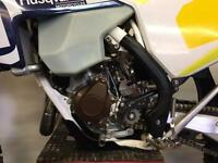 2017 HUSQVARNA TX125 | VERY GOOD CONDITION | 20 HOURS FROM NEW | 1 OWNER TX 125