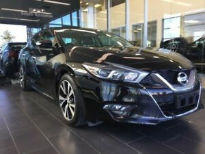 2016 Nissan Maxima SL, SUNROOF, NAVI, HEATED SEATS