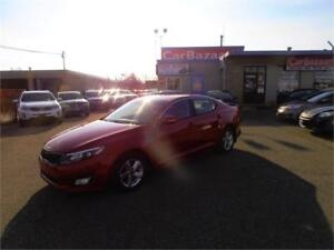 2014 KIA OPTIMA LX 4 CYL SPACIOUS GAS SAVER EASY FINANCE