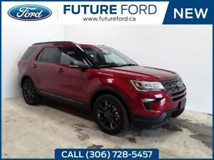2018 Ford Explorer XLT|POWER LIFTGATE|XLT APPEARANCE PACKAGE|TEI