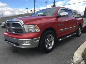 DODGE RAM 2012 SLT 4x4  sport absolument IMPPECABLE