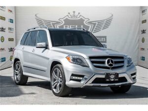 2014 Mercedes-Benz GLK250 BLUETEC 360 CAMERA NAVIGATION PANO SUN