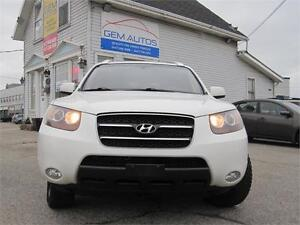2007 Hyundai Santa Fe GLS 5 Pass AWD Clean Carproof,  Maintained