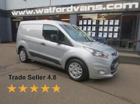 2014 Ford Transit Connect 200 Trend 1.6TDCi 75ps *A/C*E/Pack*Bluetooth* Diesel s