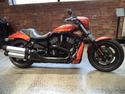 2010 Harley-Davidson NIGHT ROD SPECIAL 1250 (VRSCDX) Road Bike 1247cc West Melbourne Melbourne City Preview