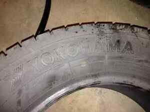REDUCED PRICE!! MUST GO Winter tires 215 65 16 Cambridge Kitchener Area image 5